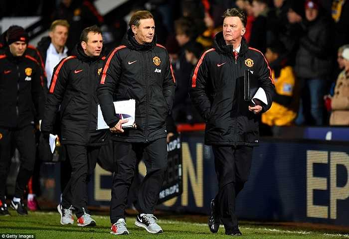 Ông thầy người Hà Lan nói: Tất cả đều chống lại Man Utd và không muốn chúng tôi vô địch