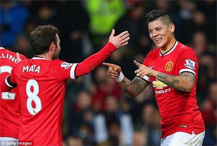 Ở vòng 4, Man Utd đã đè bẹp Cambridge 3-0 trong trận đá lại