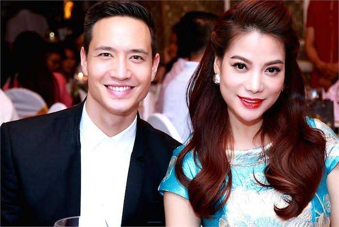 Tại sự kiện từ thiện này, cặp đôi Trương Ngọc Ánh - Kim Lý thu hút sự chú ý hơn cả.
