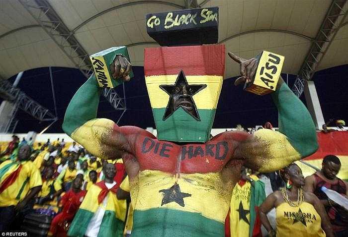 Đối thủ của Ghana ở chung kết là tuyển Bờ Biển Ngà. Trận chung kết CAN 2015 giữa Ghana và Bờ Biển Ngà sẽ diễn ra lúc 2g ngày 9-2.