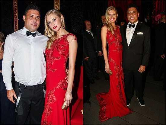 Việc sánh bước cùng Celina Locks khẳng định rằng cuộc tình của Ronaldo và DJ gợi cảm Paula Morais đã kết thúc.