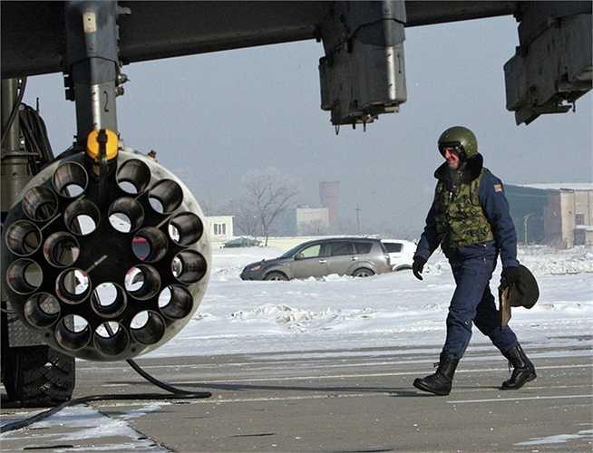 Đây là loại máy bay hiện đại trong kho vũ khí Nga