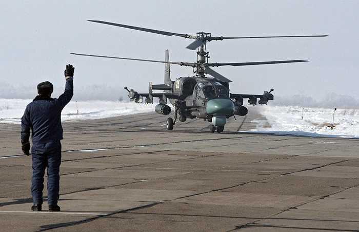 Ka-52 được phát triển từ phiên bản cũng nổi tiếng không kém là Ka-50