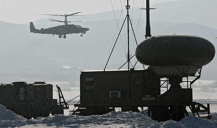 Ka-52 có thể hoạt động bất kể ngày đêm, trong các điều kiện thời tiết xấu