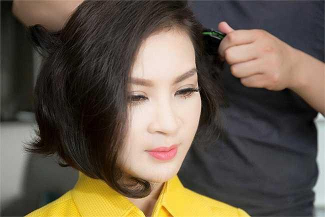 Khi đóng 'Tiếng dương cầm trong mưa', Thanh Mai đã bước sang tuổi 31 tuy nhiên cô vẫn được đạo diễn giao cho vai diễn mới...16 tuổi.