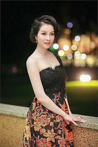 Thời gian gần đây, Thanh Mai xuất hiện nhiều hơn tại các sự kiện của showbiz Việt.