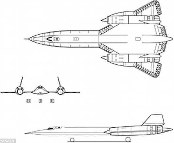 Bản vẽ thiết kế sơ bộ máy bay