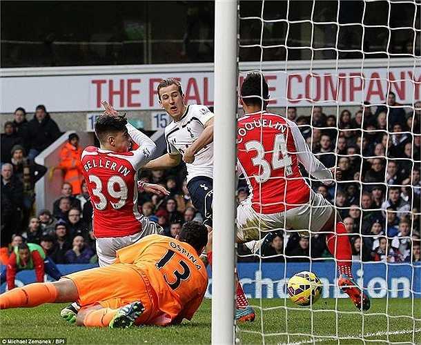 Thắng trận này, Tottenham đã qua mặt Arsenal và Southampton vươn lên vị trí thứ tư với 43 điểm, hơn Southampton một điểm nhưng thi đấu nhiều hơn đối thủ một trận.