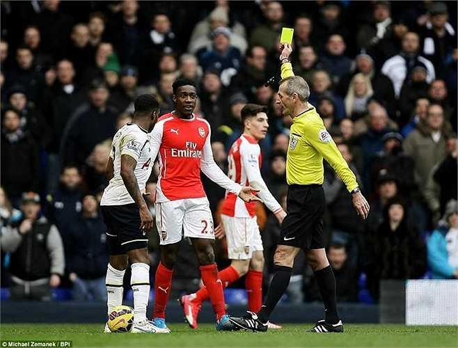 Trận derby cũng đã có những tình huống thiếu kiềm chế của cầu thủ hai đội.