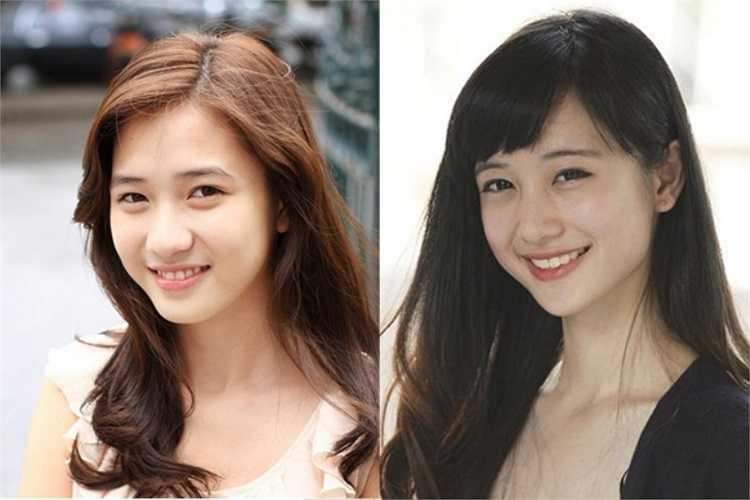 Hot girl Trâm Anh và 'cô bé trà sữa Việt Nam' Jun Vũ khiến mọi người không khỏi bất ngờ vì có nhiều nét rất giống nhau, từ đôi mắt, chiếc mũi đến nụ cười tỏa nắng. Đặc biệt, khuôn mặt của cả hai đều toát lên vẻ hiền hòa, đáng yêu.