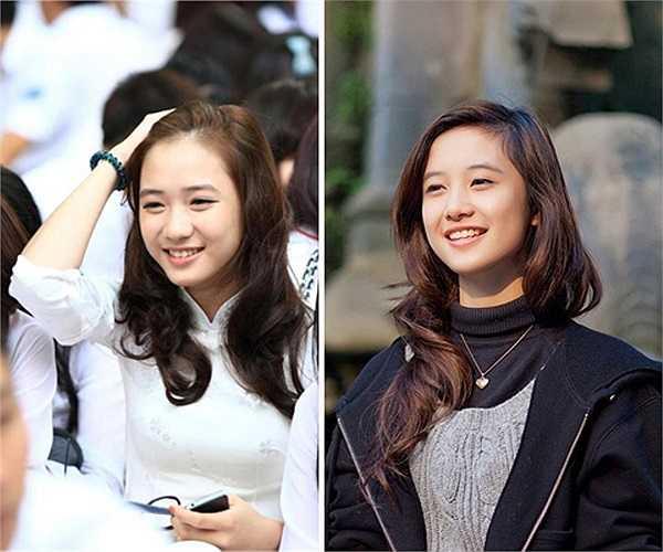 Trâm Anh và Jun Vũ có nhiều nét tương đồng đến nỗi Jun Vũ từng chia sẻ chế độ nhận diện khuôn mặt của Facebook cứ tự động tag tên Trâm Anh vào ảnh của mình. Ngoài đời hai cô gái cũng là bạn của nhau.