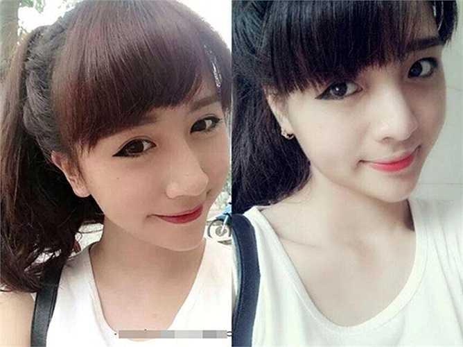 Fan thi nhau bắt chước trang điểm, mỉm cười, làm tóc giống hệt Quỳnh Anh Shyn.