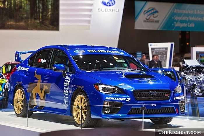 """Đi cùng với tỷ lệ tìm kiếm trên Google tăng, trong năm 2013, doanh số tiêu thụ xe của Subaru tại thị trường Mỹ nâng lên hơn 25% so với năm 2012. Impreza, Outback và Forester là 3 mẫu Subaru """"hot"""" nhất trên Google."""