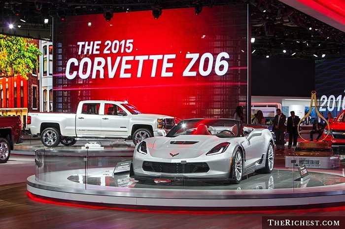Nhãn hiệu Chevrolet thuộc tập đoàn General Motor lần đầu tiên lọt vào tốp 100 nhãn hiệu có giá nhất toàn cầu của Interbrand và đứng ở vị trí 89. Đồng thời, GM cũng có số lượt tìm kiếm trên Google nhiều nhất