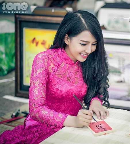 Sau một năm kinh doanh, Khánh Vy đã thu nhập được 20 triệu/tháng.