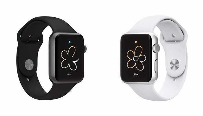 Những nét vẽ nguệch ngoạc cũng có thể tạo ra trên Apple Watch, bạn có thể gửi hình ảnh cho bạn bè mình từ đây