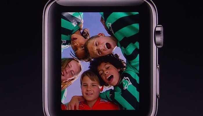 Chức năng xem ảnh trên iPhone thông qua Apple Watch