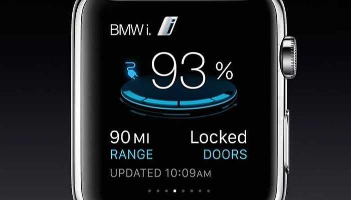 Một số ứng dụng được các doanh nghiệp khác viết. ví dụ như BMW
