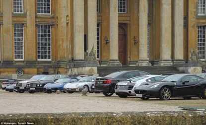 siêu xe của James Bond