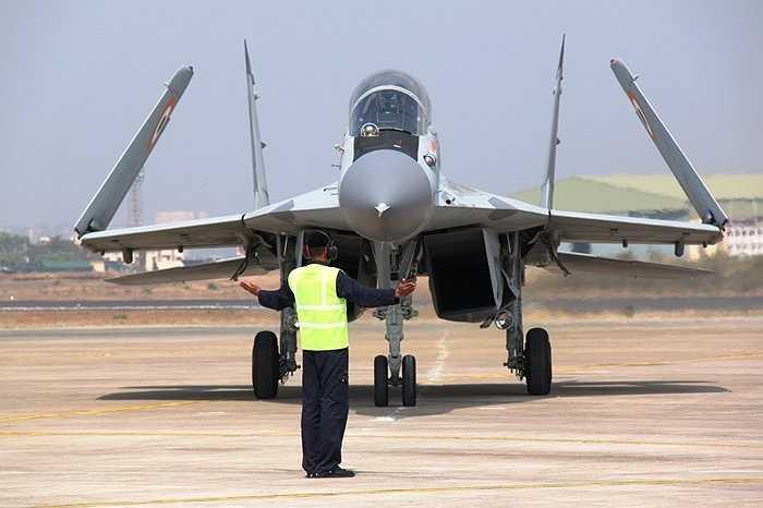 MiG-29K và MiG-29KUB là các chiến cơ thế hệ 4++