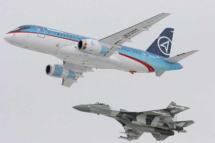 Su-35 là mặt hàng xuất khẩu mới, rất được ưa chuộng của Nga