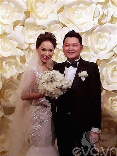 Tăng Thanh Hà chính là người được Trà My tin tưởng giao cho công tác chuẩn bị lễ cưới sang trọng, đẳng cấp.