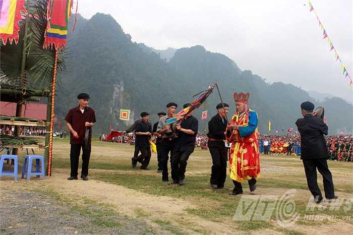 Năm 2013, Lễ hội Lồng Tông của đồng bào dân tộc Tày tỉnh Tuyên Quang được công nhận là Di sản văn hóa phi vật thể quốc gia.