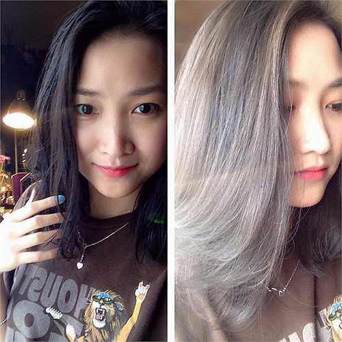 Vợ Lam Trường - Yến Phương: 'Cuộc sống có quá nhiều chuyện để lo lắng, nên còn thời gian đâu mà lo cho người khác những chuyện vượt qua tầm tay mình. Tóc dài rồi...năm nay quyết tâm để tóc dài nhé'