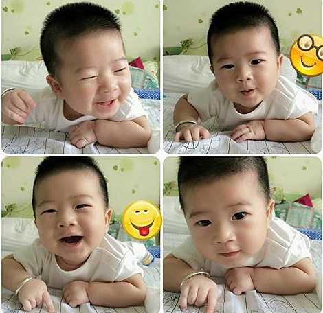 Nhóc tỳ đáng yêu nhà MC Thanh Thảo