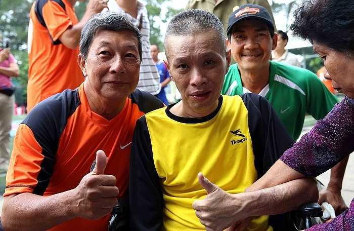 Nhà báo Minh Hùng đã ra đi thanh thản trong niềm thương mến của những người yêu anh và thể thao Việt Nam
