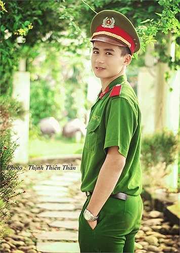 Chàng trai này quê gốc ở Nam Định