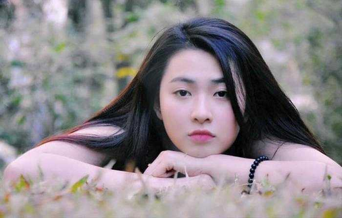 Cô gái trẻ cũng mong muốn có sức khỏe để thực hiện được các dự định của bản thân trong năm mới
