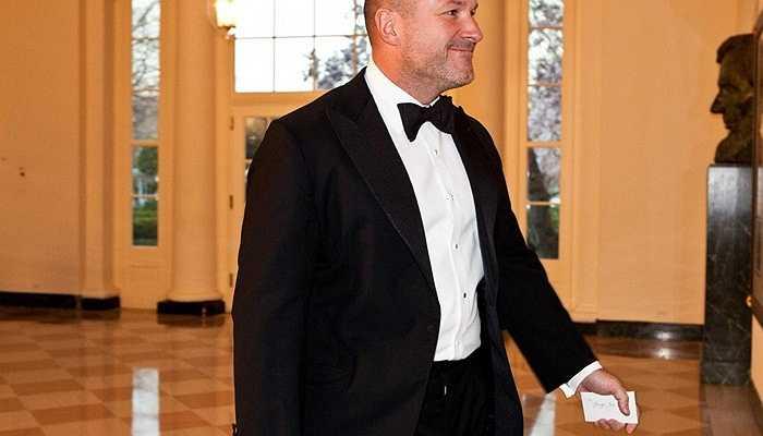 Ive từng được mời dự bữa tối tại Nhà Trắng cùng với Thủ tướng Anh David Cameron năm 2012