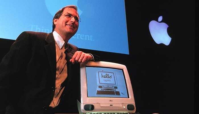 Sản phẩm lớn của Jonathan Ive cho Apple chính là máy tính iMac