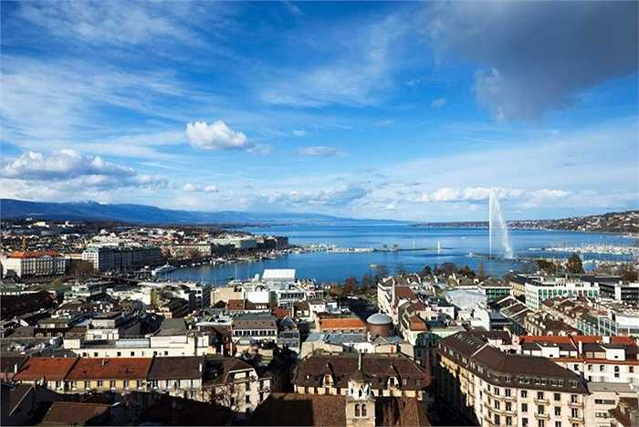 Geneva (Thụy Sĩ) là thành phố đắt nhất đỏ thế giới. So với năm ngoái, thành phố này tụt 1 bậc. Giá 1kg bánh mỳ 7,08 USD, giá 1 lít xăng 2,08 USD