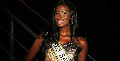 Bên cạnh thân hình gày, khô, Milla Vieira còn sở hữu khuôn mặt nam tính, dài cùng nụ cười gượng gạo.
