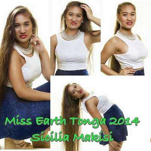 Nhiều người hẳn sẽ tự hỏi ban giám khảo nghĩ gì khi quyết định trao vương miện Hoa hậu Trái đất Tonga cho Sicilia Makisi.