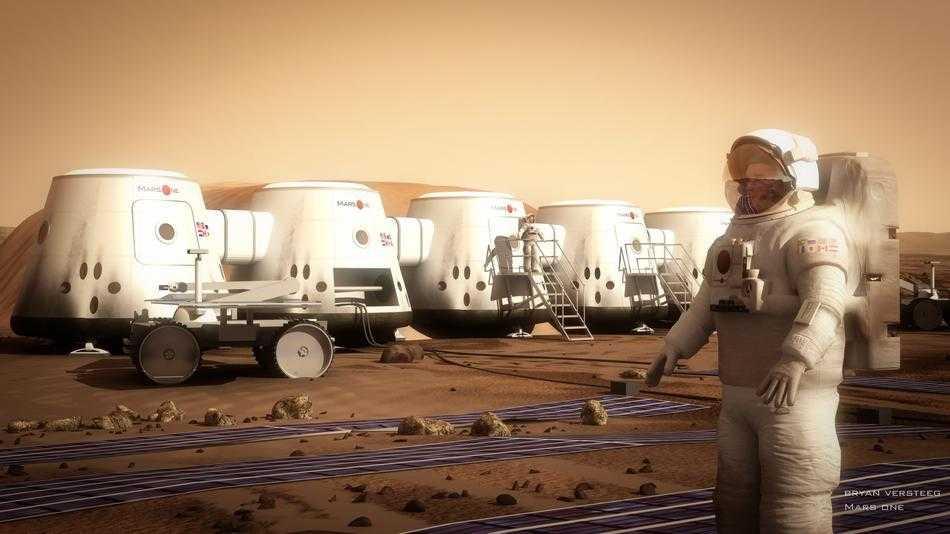 Dự án Mars One sẽ đưa rất nhiều người lên khám phá hành tinh Đỏ