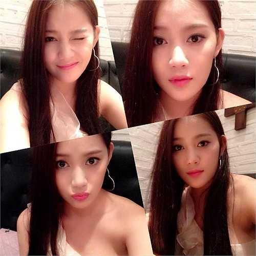 Năm mới cô bạn mong muốn công việc thuận lợi để có thể mua được một căn nhà trong Sài Gòn.