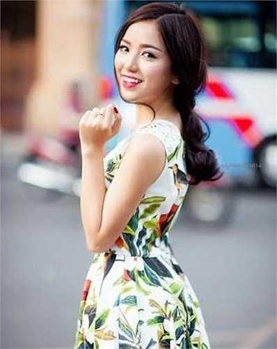 Cô bạn từng là Ngôi sao thời trang 2011, Top 10 gương mặt đẹp Hoa hậu phụ nữ qua ảnh.
