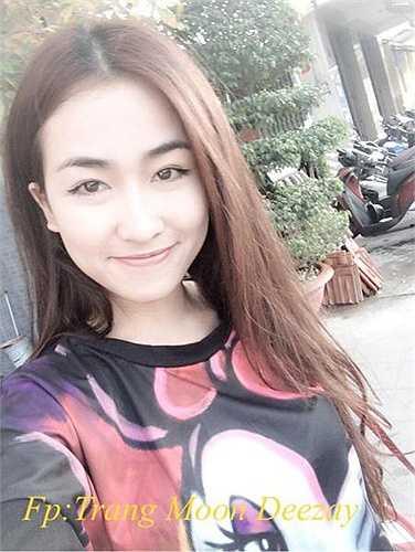 Ước mơ của Trang là làm bà chủ của cửa hàng kinh doanh nổi tiếng.