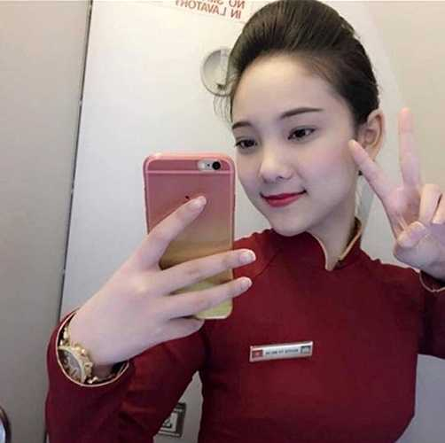 Hiện còn xuất hiện một số fanpage mang tên nữ tiếp viên hàng không thu hút hàng nghìn lượt like.