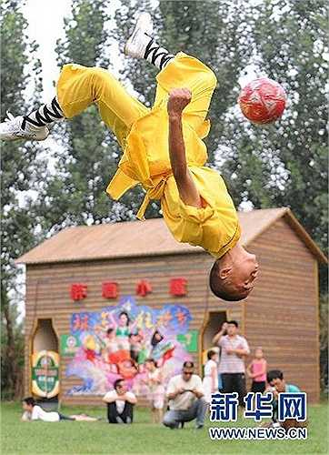 Chưa thể ước đoán được mức độ đóng góp của những nhà sư vào nền bóng đá Trung Quốc