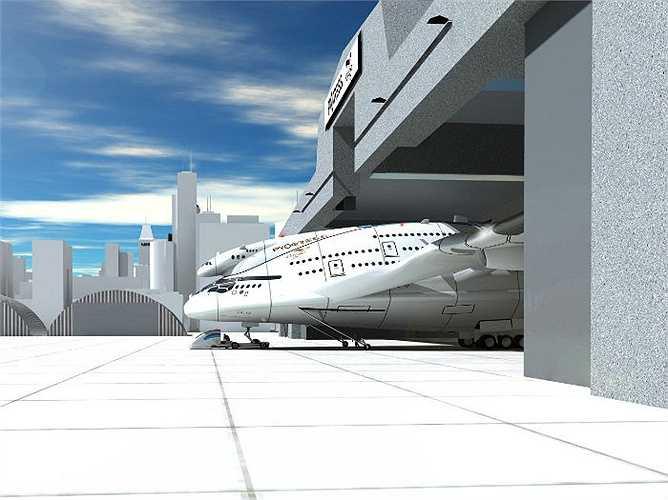 Dự kiến phải tới giữa thế kỷ 21, Eagle mới có cơ hội để trở thành một chiếc máy bay thực sự chứ không chỉ là bản vẽ trên giấy.