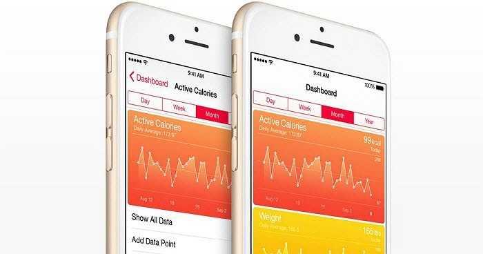 Apple đã thêm một số tính năng liên quan đến sức khỏe cho iPhone trong vài năm qua, giống như đếm số bước đi trong iPhone 5S. Tuy nhiên, không sản phẩm nào trong số iPhone của Apple có màn hình theo dõi nhịp tim.
