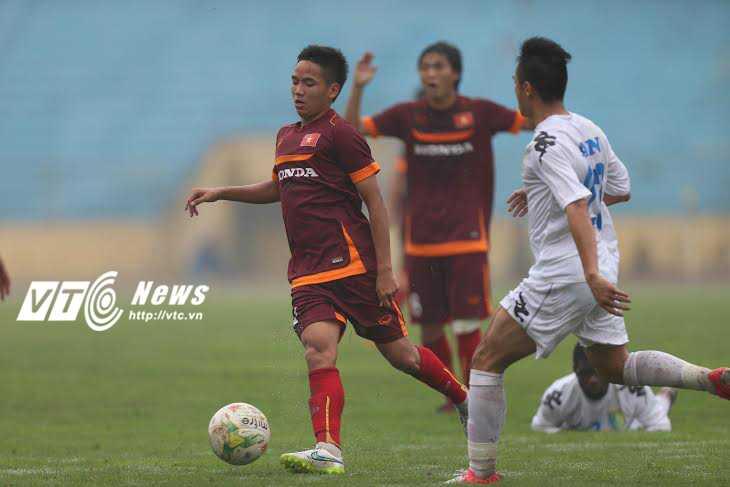 U23 Việt Nam vươn lên dẫn trước từ sớm