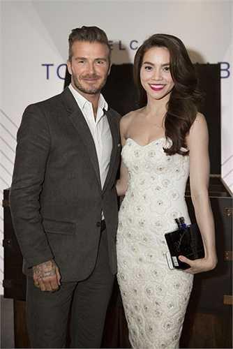 Dòng chia sẻ của David Beckham đã nhận được hàng ngàn lượt like và bình luận.
