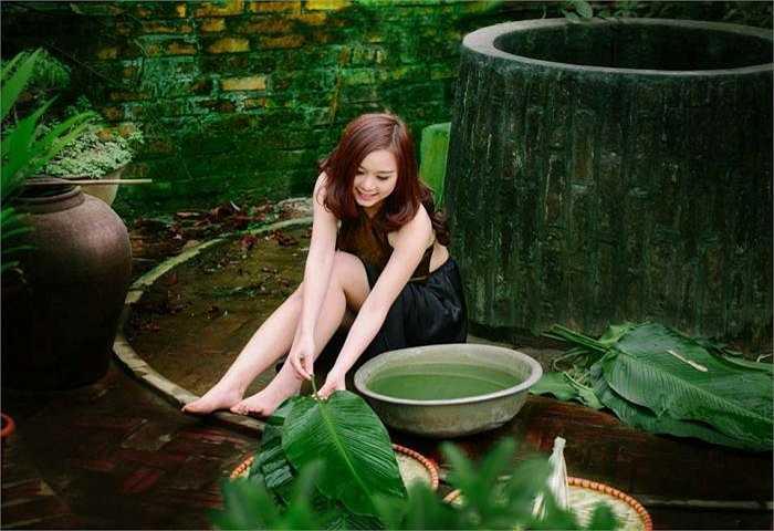 Sở thích của cô gái đến từ Bắc Giang là chụp ảnh và đi du lịch.