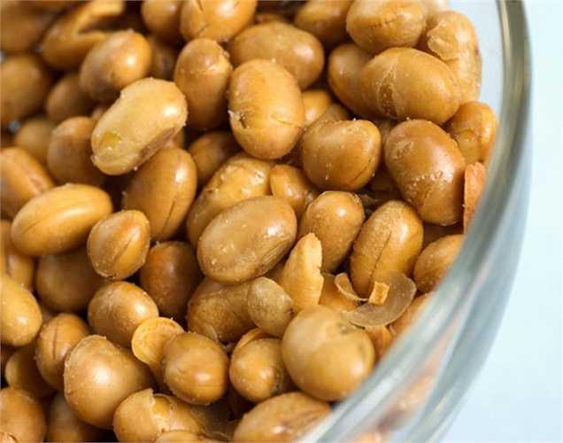 Tránh các loại đậu nành: vì đậu nành rất giàu phytoestrogens, và estrogen mà đàn ông không cần nhiều estrogen, do đó không nên lạm dụng nguồn protein này.