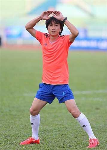 Các thành viên ban huấn luyện và cầu thủ đội U23 Việt Nam đã có mặt ở TP.HCM từ hôm 11/3. (Ảnh: VNExpress)